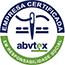ABVTEX - EMPRESA CERTIFICADA EM RESPONSABILIDADE SOCIAL